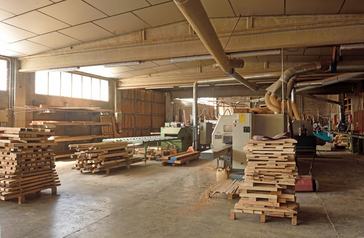 Εργαστήριο ξυλείας