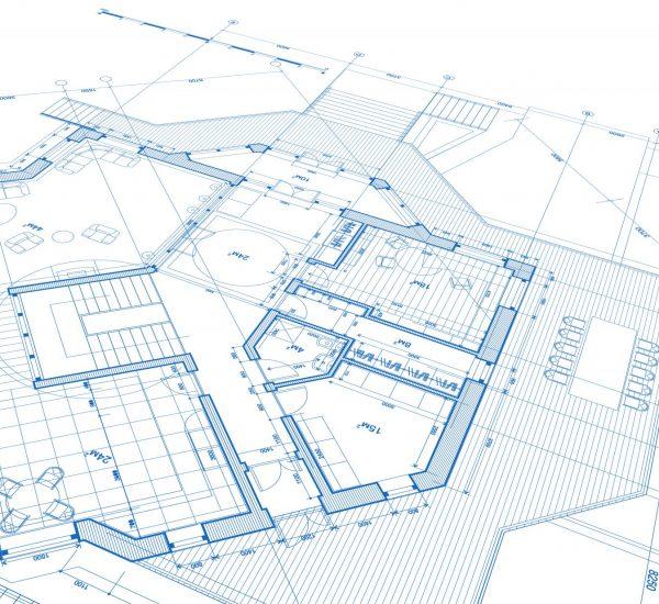 Αρχιτεκτονική Μελέτη διώροφης μεζονέτας