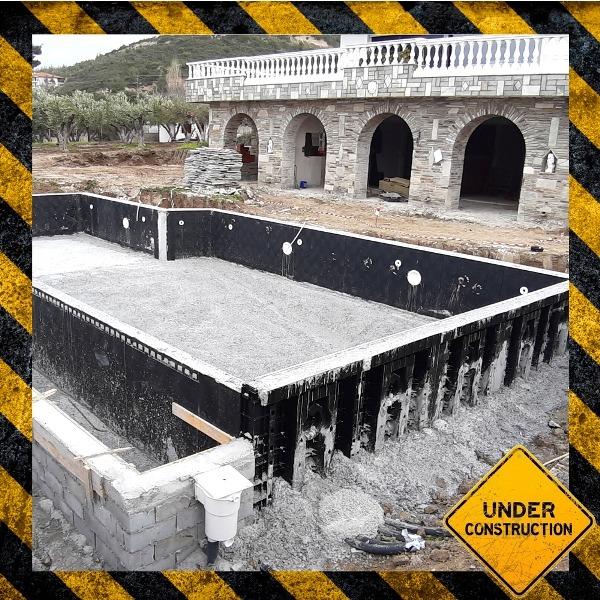 Ανακατασκευή τουριστικού καταλύματος – Χαλκιδική